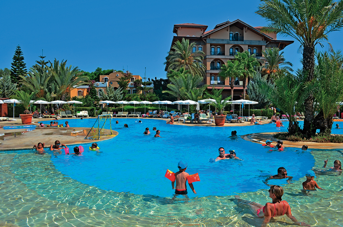 BARBAROSS PASHA´S BEACH CLUB ****