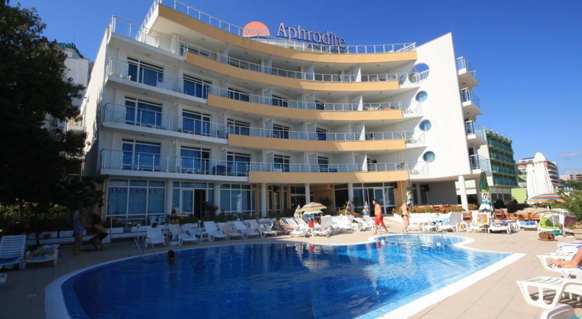 APHRODITE BEACH HOTEL ***