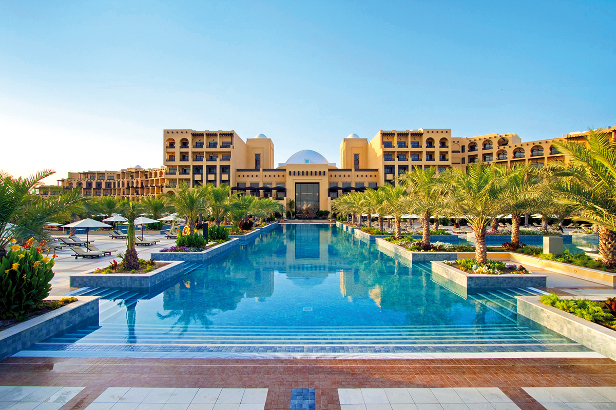 HILTON RESORT & SPA RAS AL KHAIMAH *****