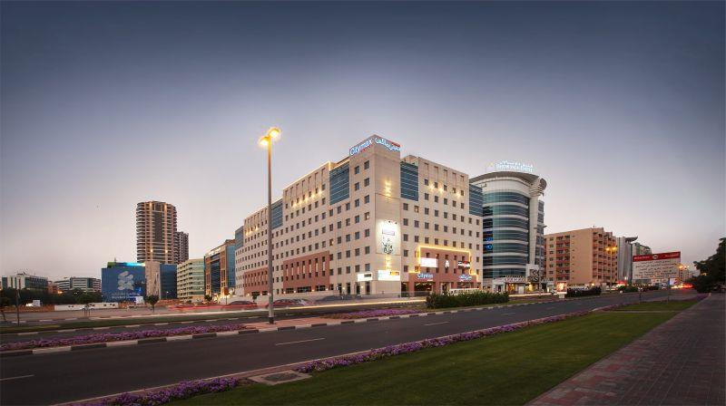 CITYMAX BUR DUBAI ***