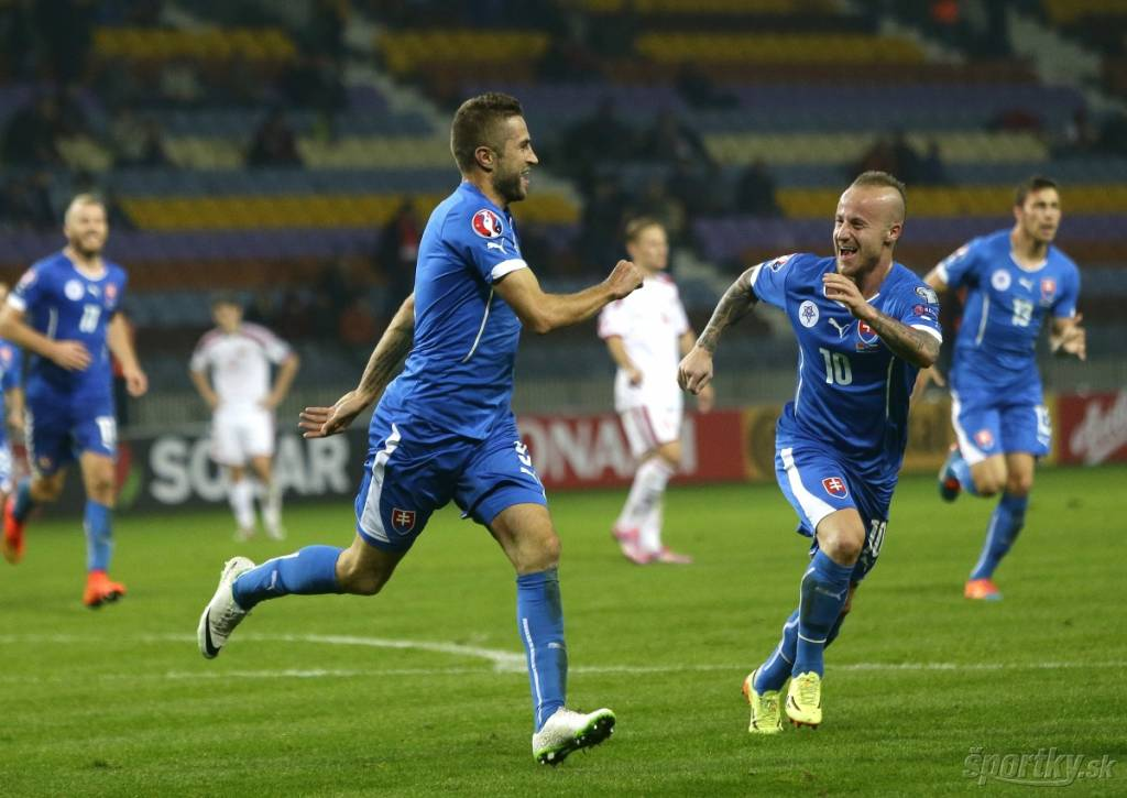 AUTOBUSOM NA EURO 2016 - SLOVENSKO vs. WALES