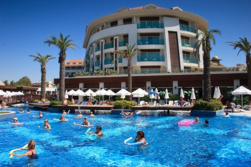 EVREN BEACH RESORT & SPA *****