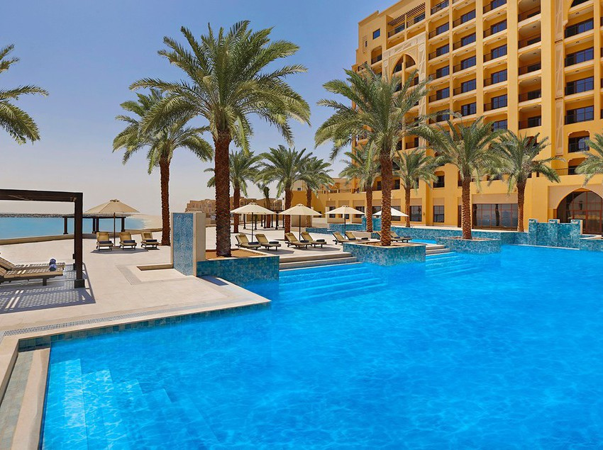 DOUBLE TREE BY HILTON RESORT & SPA MARJAN ISLAND *****