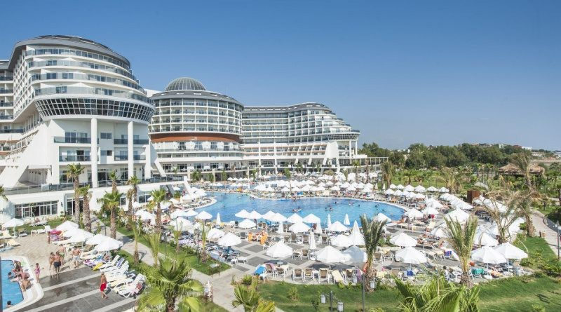 SEA PLANET RESORT & SPA *****