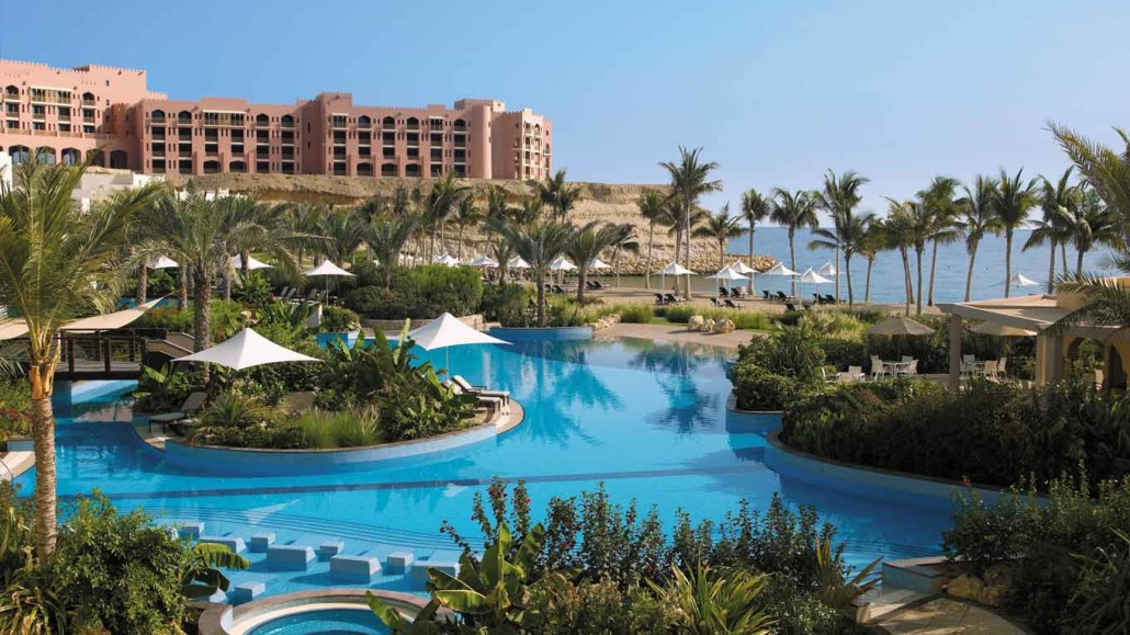 SHANGRI-LA BARR AL JISSAH RESORT AND SPA *****