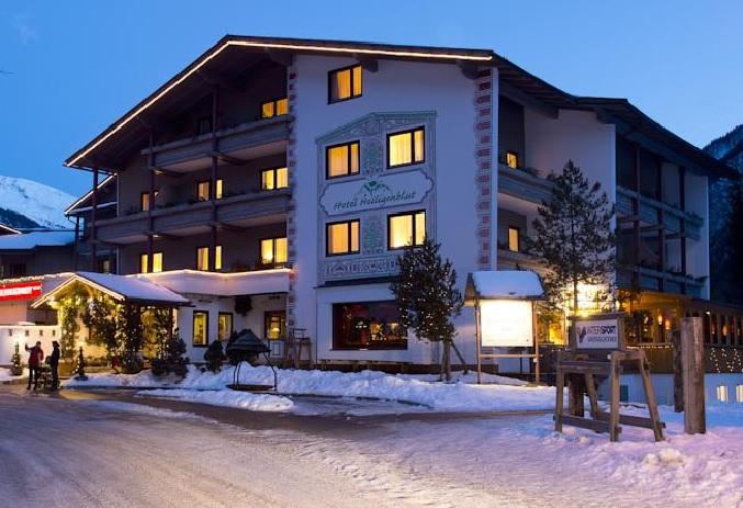 HUNGEST HOTEL HEILIGENBLUT ****