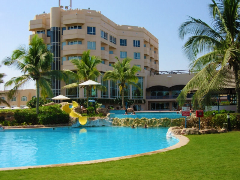 CROWNE PLAZA RESORT SALALAH *****