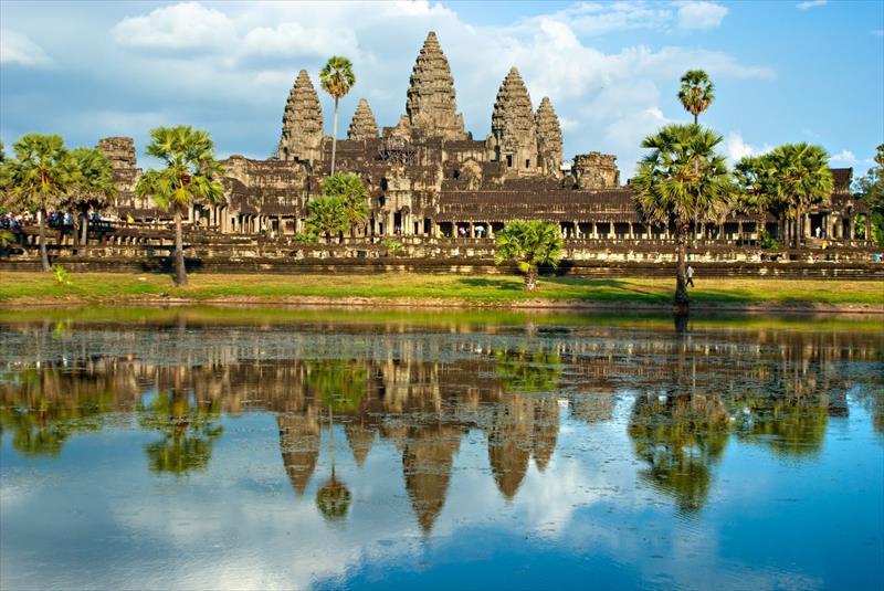 VIETNAM - KAMBODŽA
