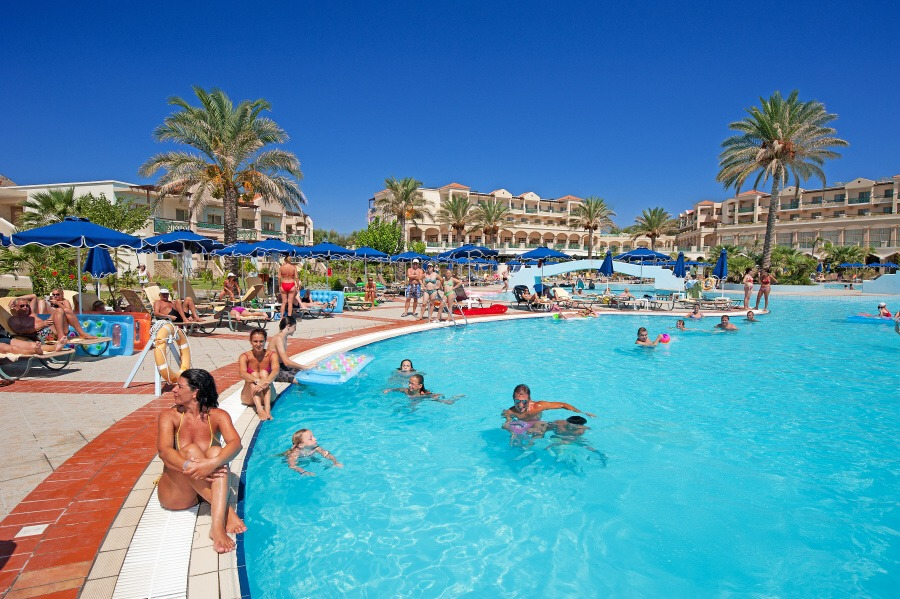 LINDOS PRINCESS BEACH *****