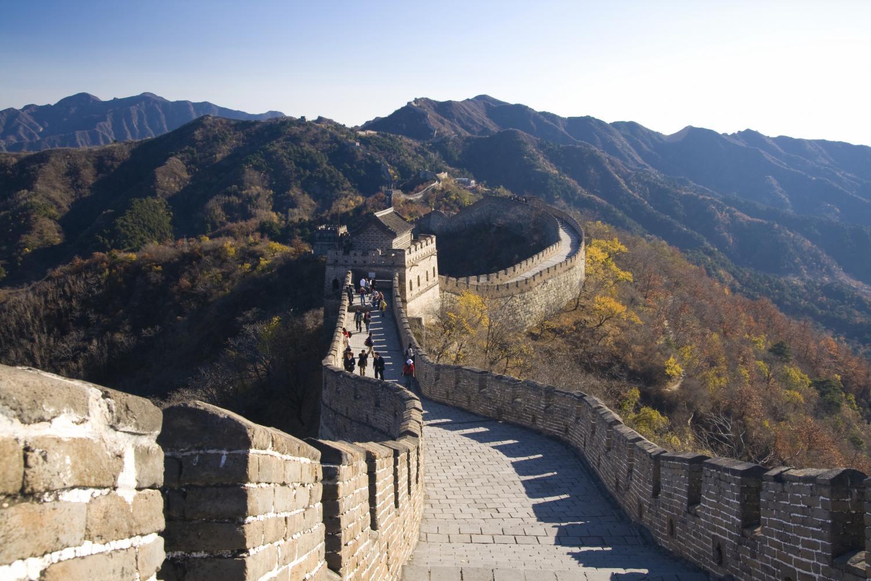 ČÍNA - ZLATÝ TROJUHOLNÍK