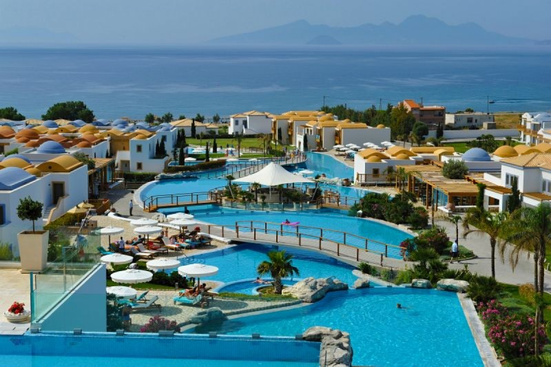 BLUE DOMES EXCLUSIVE RESORT & SPA *****