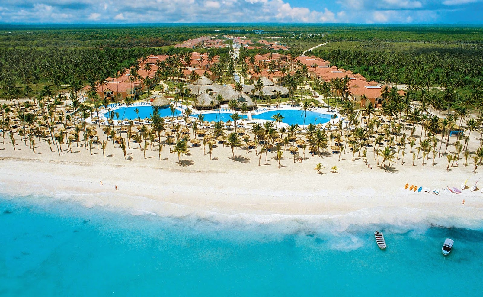 GRAND BAHIA PRINCIPE BAVARO RESORT *****