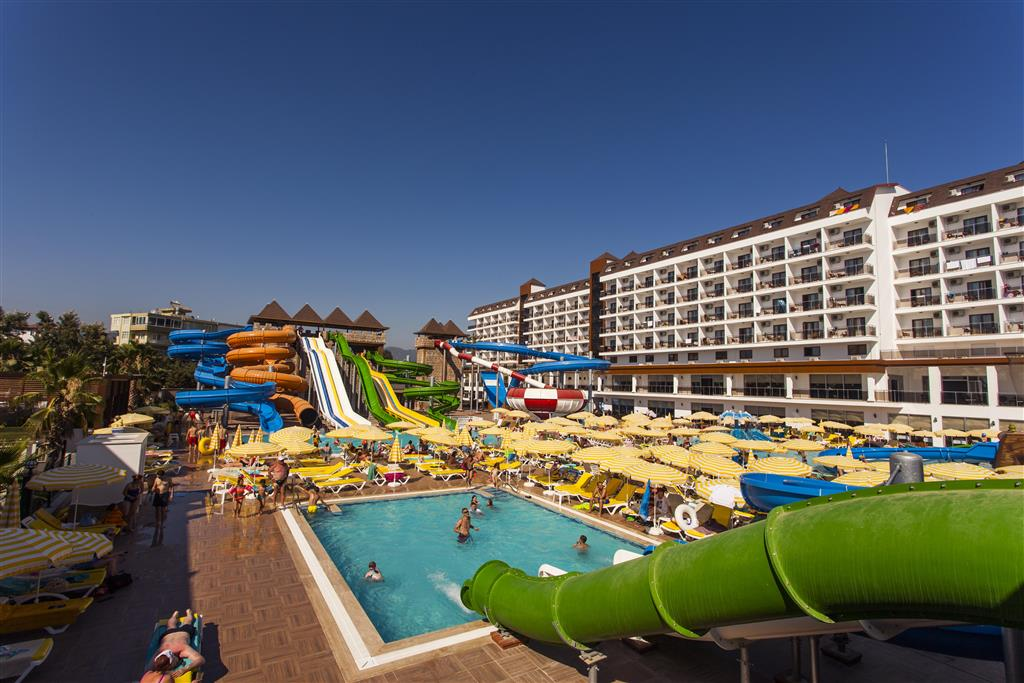 EFTALIA SPLASH RESORT *****