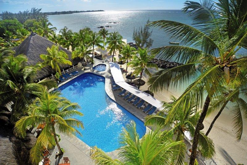 MERVILLE BEACH HOTEL ***