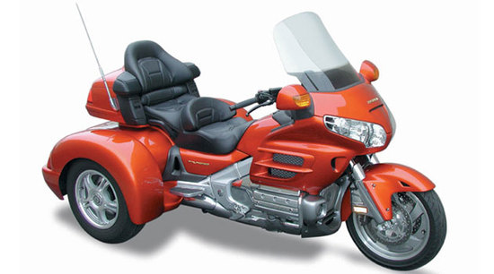 HONDA  GOLDWING TRIKE 1800
