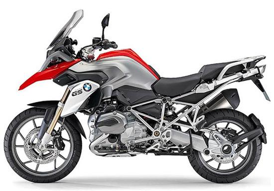 BMW R1200 GS WC