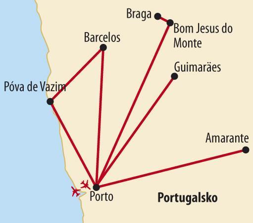 portou