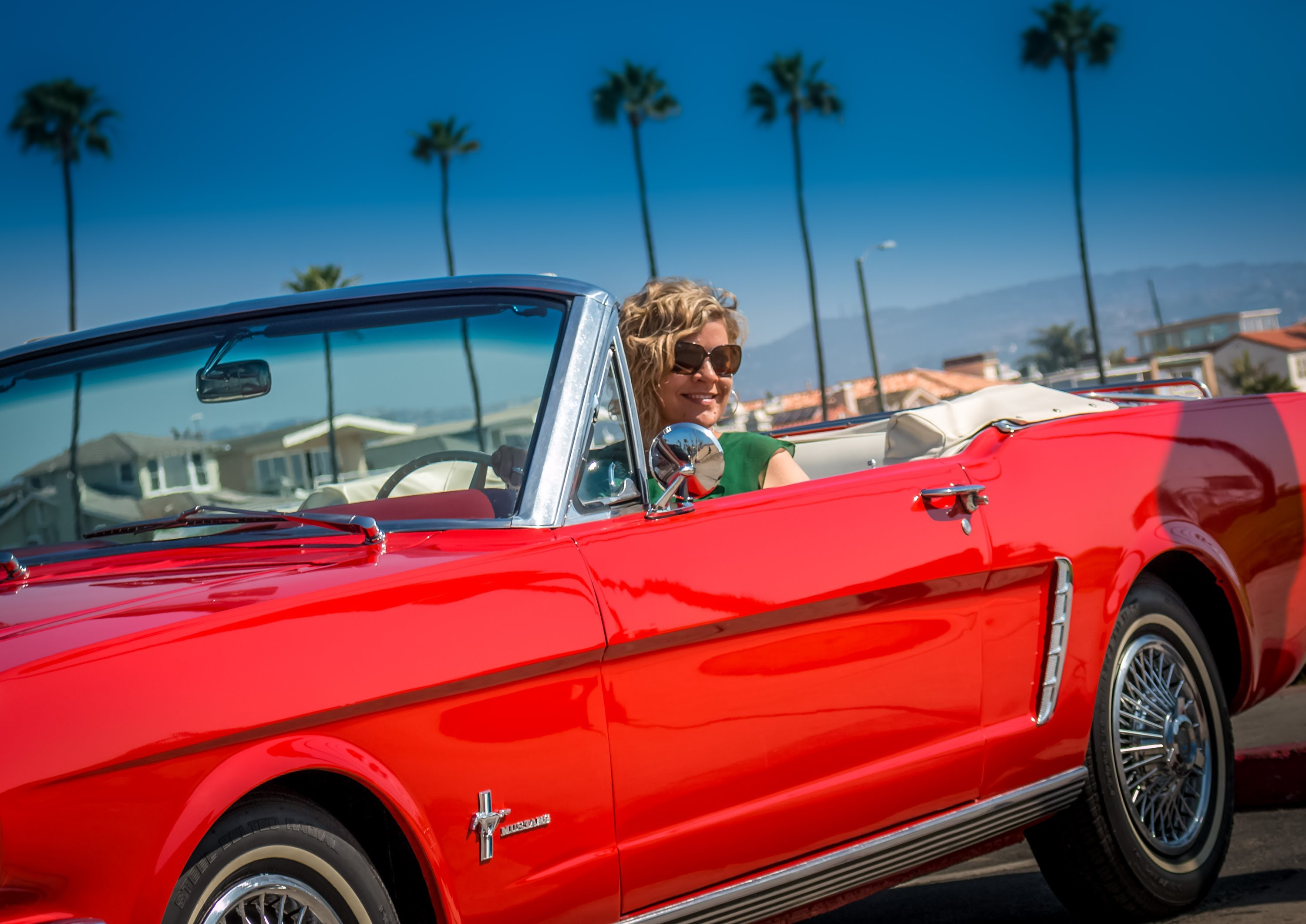 FORD MUSTANG 1966 CONVERTIBLE