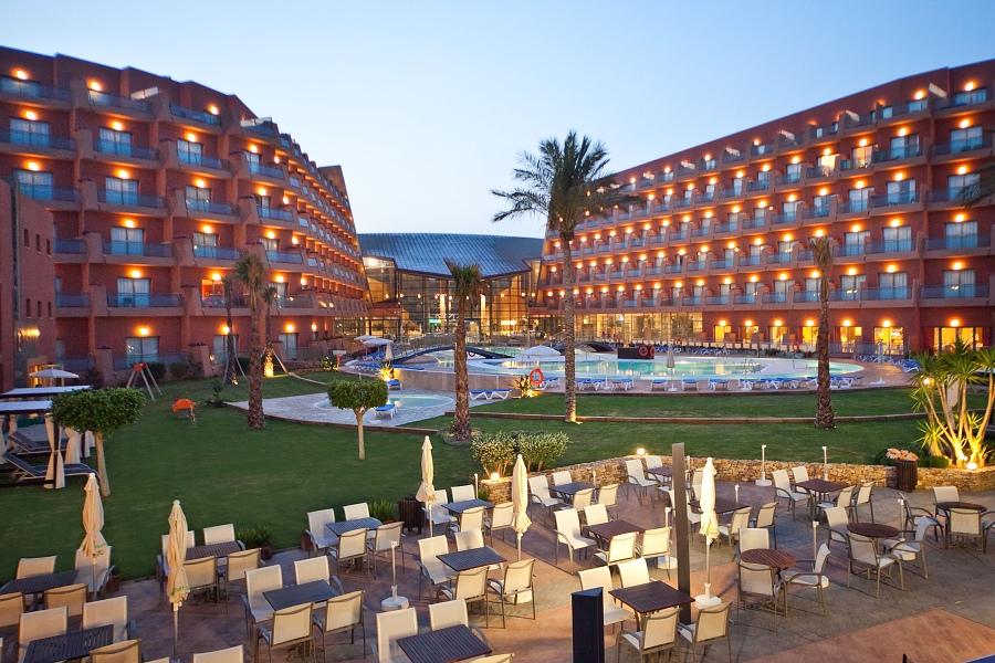 PROTUR ROQUETAS HOTEL & SPA *****