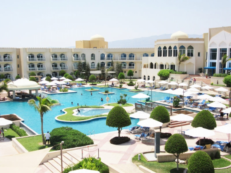 MIRBAT MARRIOTT RESORT *****